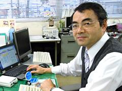 熊沢義徳さん